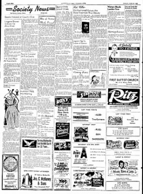 The Courier News from Blytheville, Arkansas on June 19, 1953 · Page 2