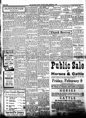 The Malvern Leader from Malvern, Iowa on February 1, 1934 · Page 4
