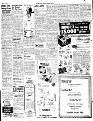 The Courier News from Blytheville, Arkansas on July 9, 1948 · Page 12