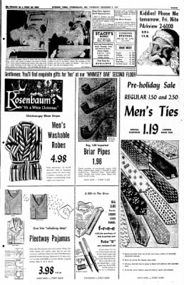 Cumberland Evening Times from Cumberland, Maryland on December 8, 1955 · Page 3