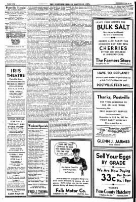 Postville Herald from Postville, Iowa on May 29, 1946 · Page 4