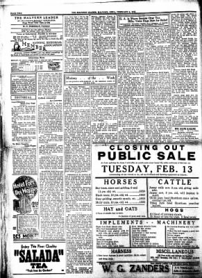 The Malvern Leader from Malvern, Iowa on February 8, 1934 · Page 2