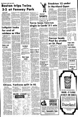 The Daily Journal from Fergus Falls, Minnesota on August 17, 1974 · Page 4