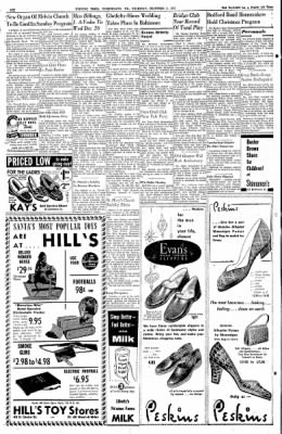 Cumberland Evening Times from Cumberland, Maryland on December 8, 1955 · Page 6