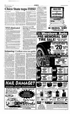 The Salina Journal from Salina, Kansas on May 18, 1997 · Page 36