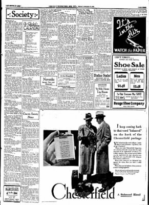 Ames Daily Tribune from Ames, Iowa on October 27, 1933 · Page 7