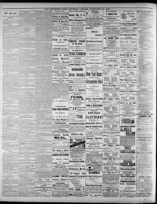 Hartford Courant from Hartford, Connecticut on February 27, 1880 · 4
