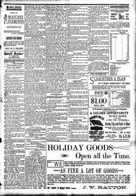 The Carroll Sentinel from Carroll, Iowa on December 21, 1894 · Page 7