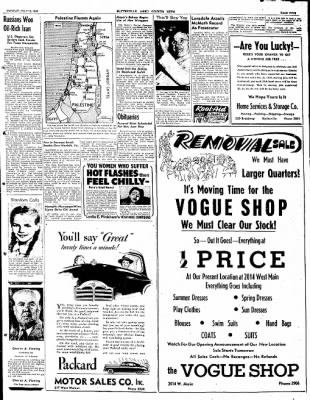 The Courier News from Blytheville, Arkansas on July 12, 1948 · Page 5