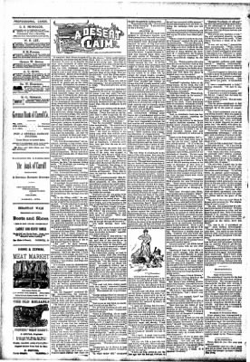 The Carroll Sentinel from Carroll, Iowa on December 28, 1894 · Page 2
