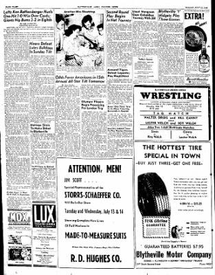 The Courier News from Blytheville, Arkansas on July 12, 1948 · Page 8