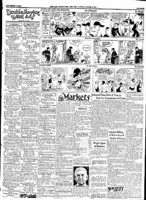 Ames Daily Tribune from Ames, Iowa on October 28, 1933 · Page 8