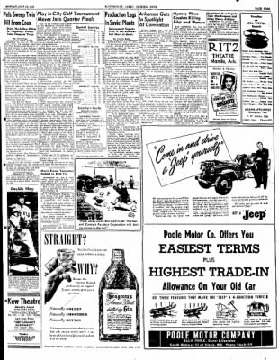 The Courier News from Blytheville, Arkansas on July 12, 1948 · Page 9