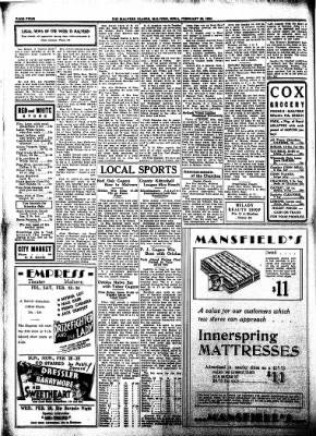 The Malvern Leader from Malvern, Iowa on February 22, 1934 · Page 4