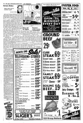 Redlands Daily Facts from Redlands, California on May 26, 1965 · Page 10