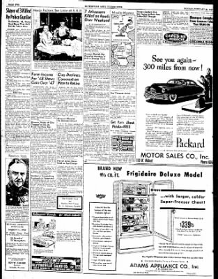 The Courier News from Blytheville, Arkansas on February 28, 1949 · Page 2