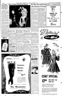 Cumberland Evening Times from Cumberland, Maryland on December 9, 1955 · Page 2