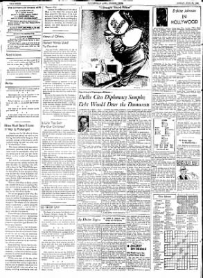 The Courier News from Blytheville, Arkansas on June 22, 1953 · Page 8