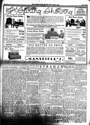 The Malvern Leader from Malvern, Iowa on March 1, 1934 · Page 3