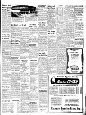 The Austin Daily Herald from Austin, Minnesota on January 19, 1959 · Page 11
