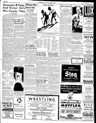 The Courier News from Blytheville, Arkansas on February 28, 1949 · Page 6