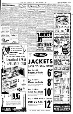 Cumberland Evening Times from Cumberland, Maryland on December 9, 1955 · Page 10