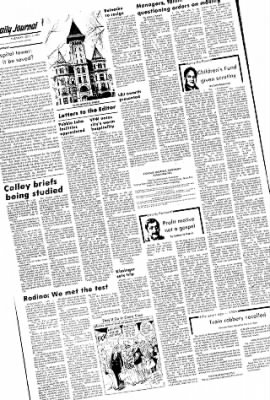 The Daily Journal from Fergus Falls, Minnesota on October 1, 1974 · Page 4