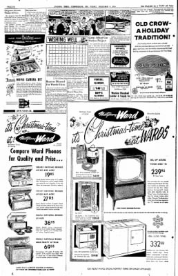 Cumberland Evening Times from Cumberland, Maryland on December 9, 1955 · Page 12