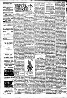 The Carroll Sentinel from Carroll, Iowa on January 4, 1895 · Page 2