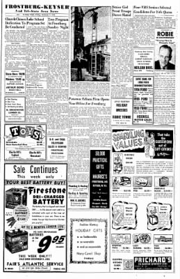 Cumberland Evening Times from Cumberland, Maryland on December 9, 1955 · Page 15