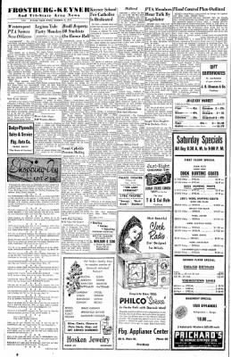 Cumberland Evening Times from Cumberland, Maryland on December 9, 1955 · Page 16