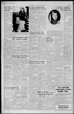 Hartford Courant from Hartford, Connecticut on March 7, 1955 · 8