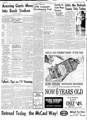 The Courier News from Blytheville, Arkansas on June 23, 1953 · Page 6