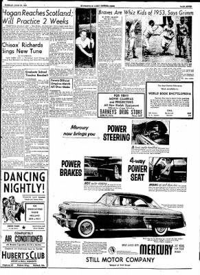 The Courier News from Blytheville, Arkansas on June 23, 1953 · Page 7