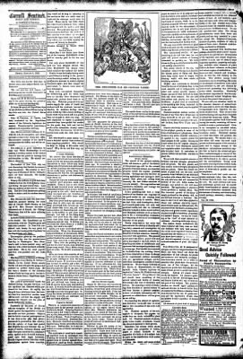 The Carroll Sentinel from Carroll, Iowa on January 4, 1895 · Page 6