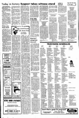 The Daily Journal from Fergus Falls, Minnesota on October 5, 1974 · Page 1