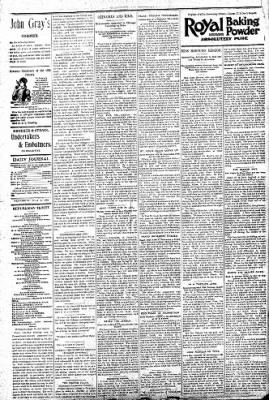Logansport Pharos-Tribune from Logansport, Indiana on July 8, 1896 · Page 4