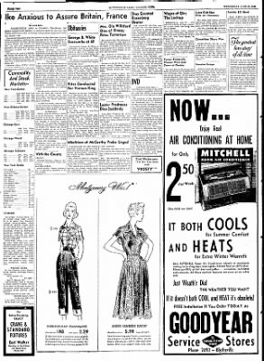 The Courier News from Blytheville, Arkansas on June 24, 1953 · Page 2
