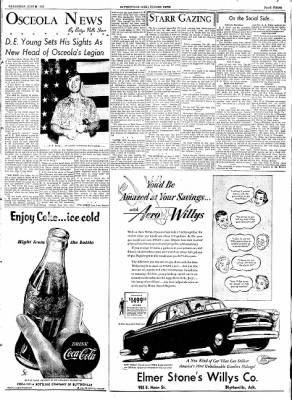 The Courier News from Blytheville, Arkansas on June 24, 1953 · Page 3