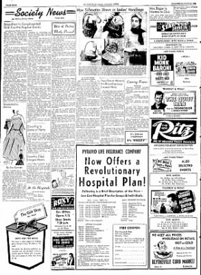The Courier News from Blytheville, Arkansas on June 24, 1953 · Page 4