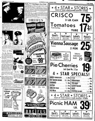 The Courier News from Blytheville, Arkansas on May 29, 1952 · Page 3