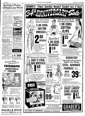 The Courier News from Blytheville, Arkansas on June 25, 1953 · Page 1