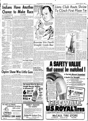 The Courier News from Blytheville, Arkansas on June 26, 1953 · Page 6