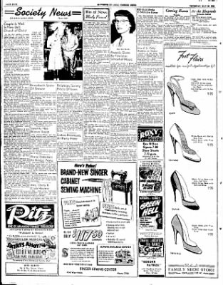 The Courier News from Blytheville, Arkansas on May 29, 1952 · Page 4