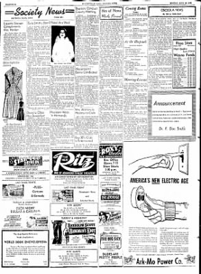 The Courier News from Blytheville, Arkansas on June 29, 1953 · Page 4