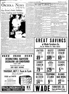 The Courier News from Blytheville, Arkansas on July 1, 1953 · Page 2