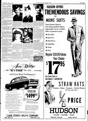 The Courier News from Blytheville, Arkansas on July 1, 1953 · Page 11