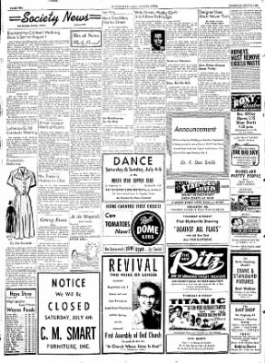 The Courier News from Blytheville, Arkansas on July 2, 1953 · Page 2