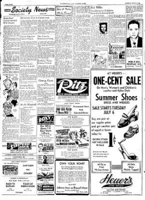 The Courier News from Blytheville, Arkansas on July 6, 1953 · Page 6