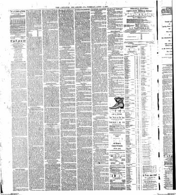 The Wellsboro Gazette Combined with Mansfield Advertiser